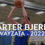 Carter Bjerke Prospect Profile (Highlights)