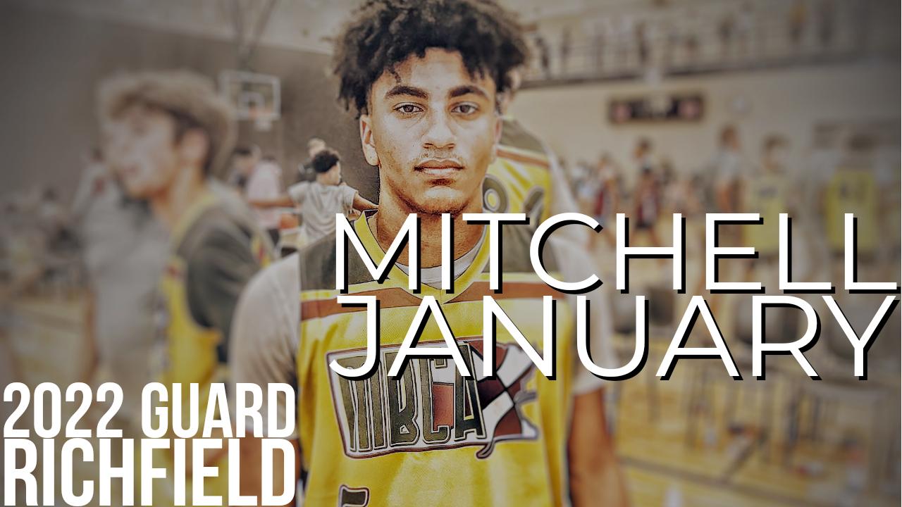 Mitchell January