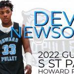 Devin Newsome Prospect Profile (Highlights)