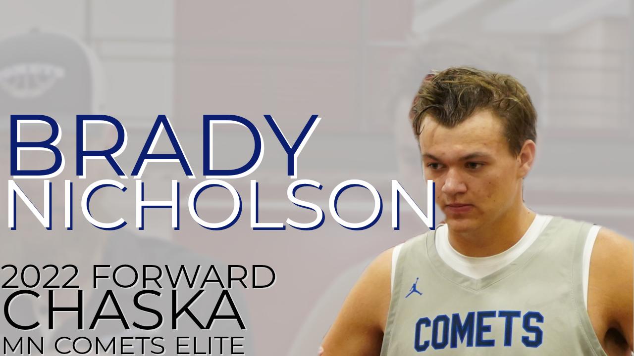 Brady Nicholson