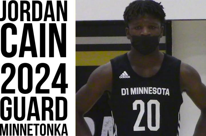 Jordan Cain